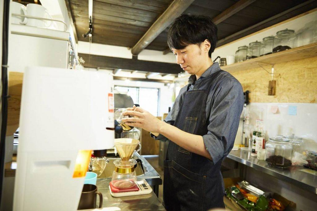 うのまち珈琲 奈良 カフェ