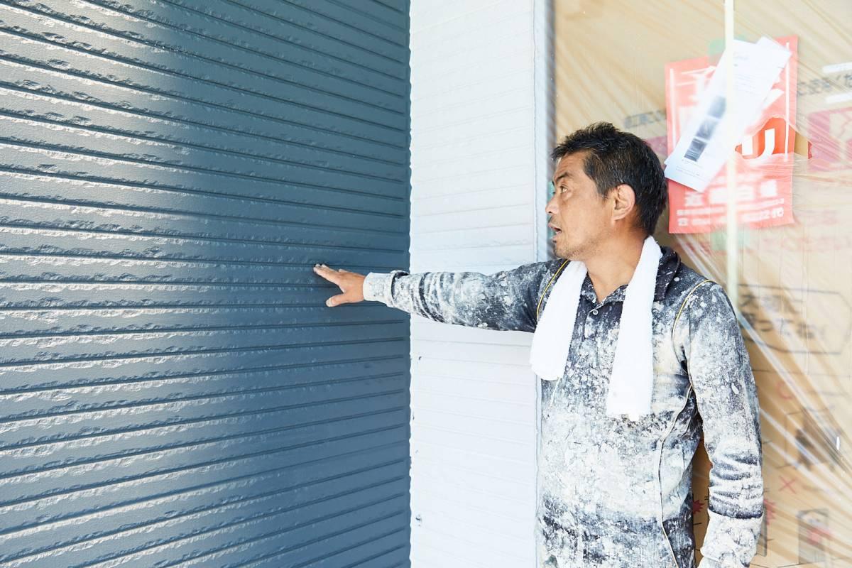 塗装職人 パワーボード 注文住宅