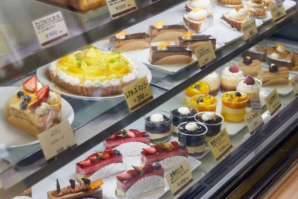 スズ屋 橿原 ケーキ