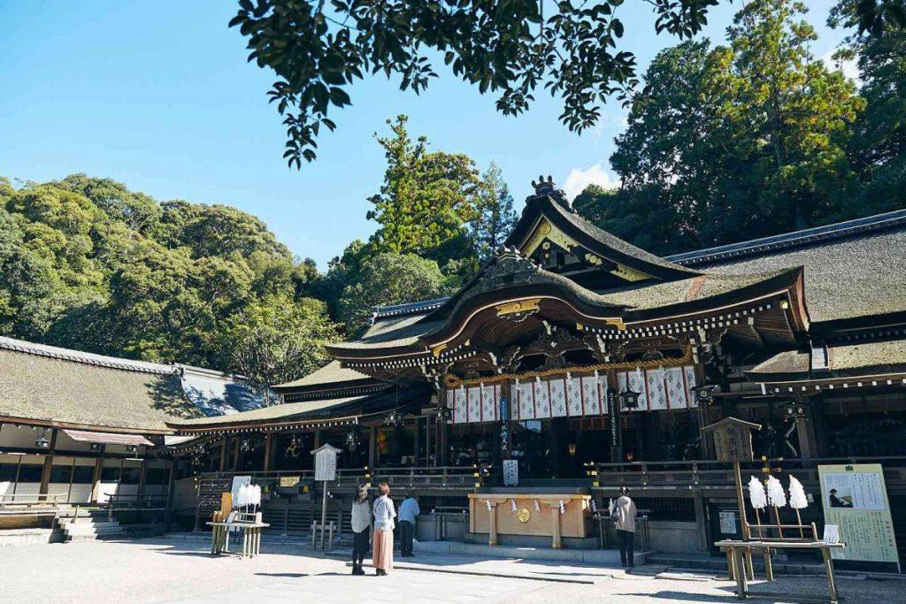大神神社 三輪山 パワースポット