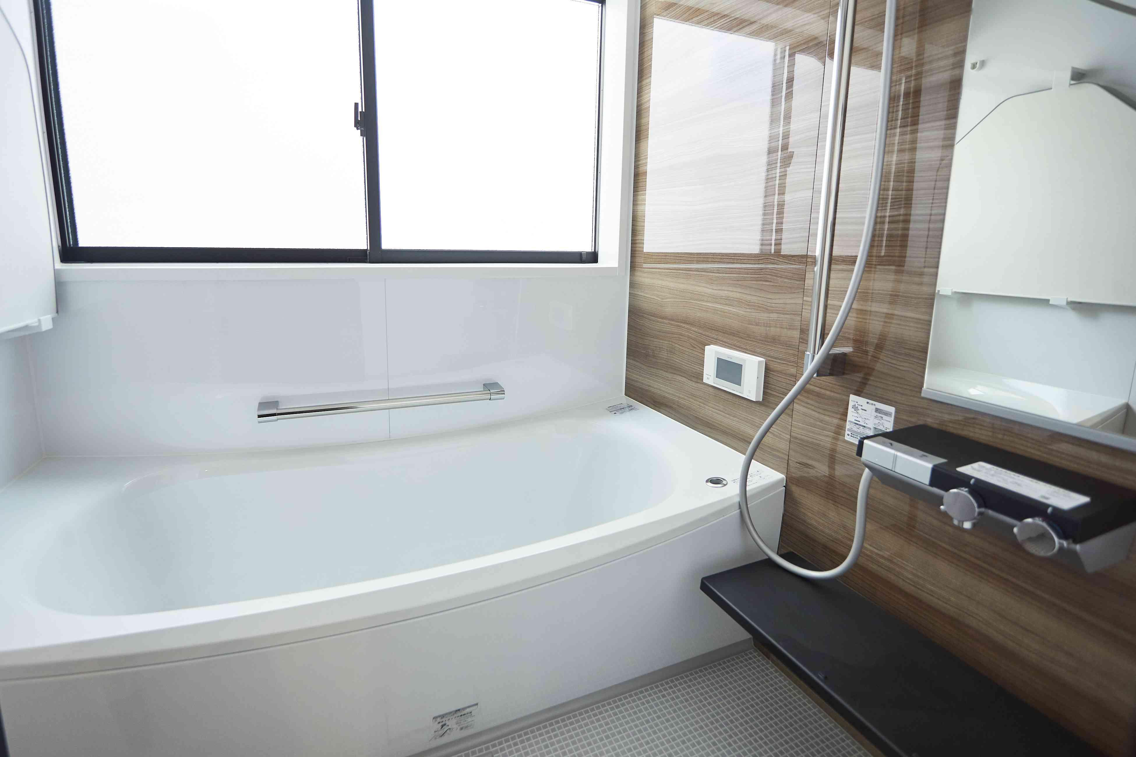 水回り お風呂 モデルハウス
