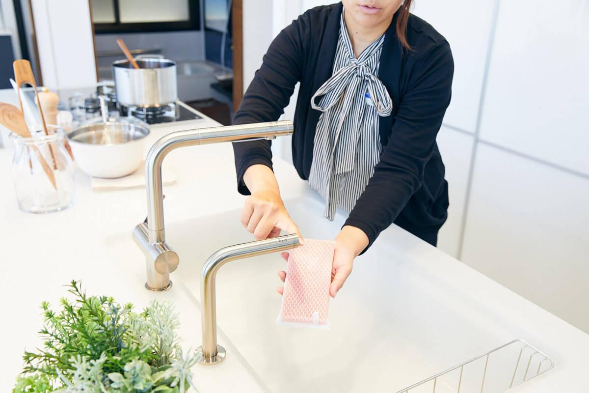 TOTO きれい除菌水 システムキッチン