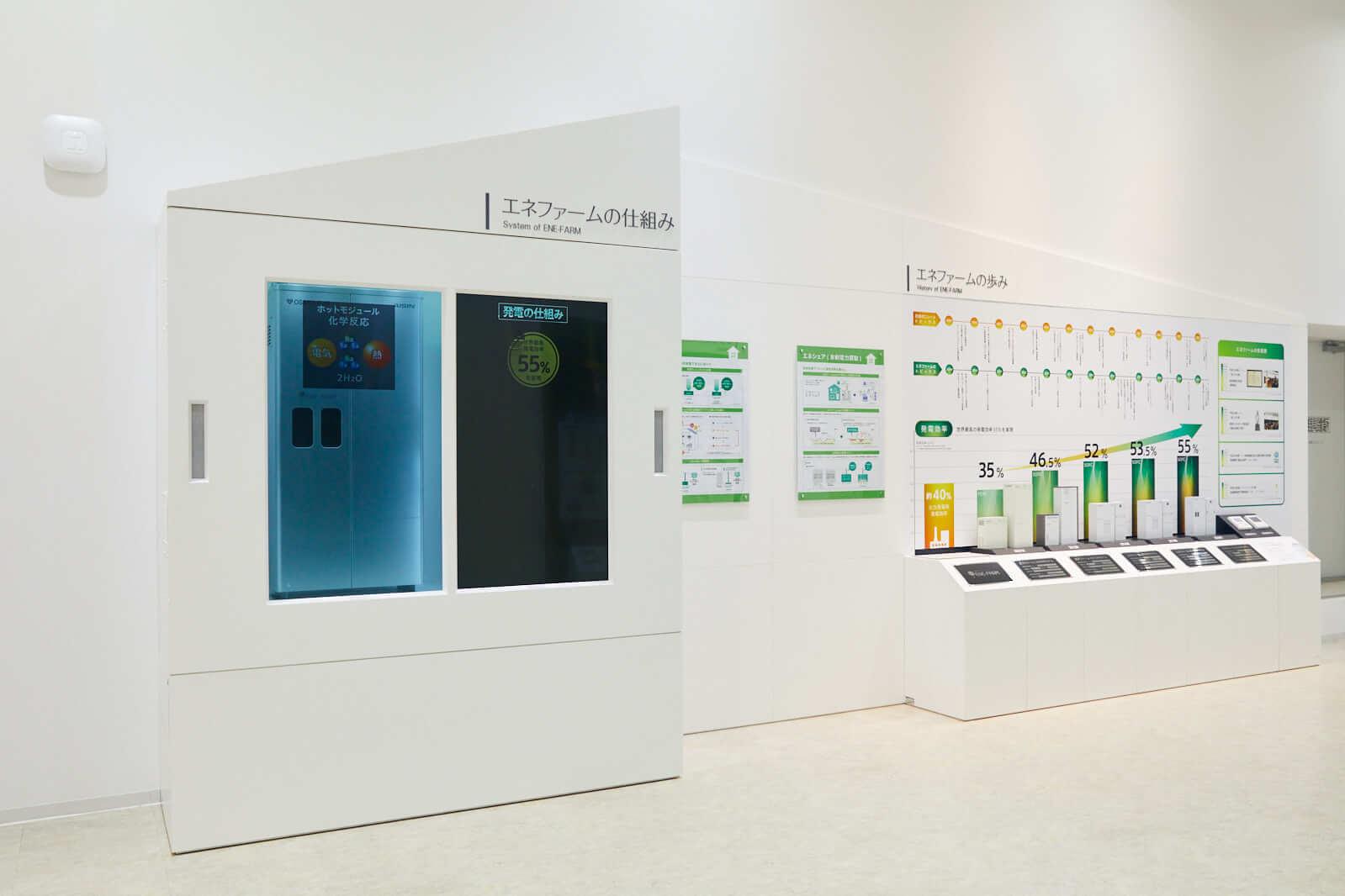 エネファームとは 大阪ガス ハグミュージアム